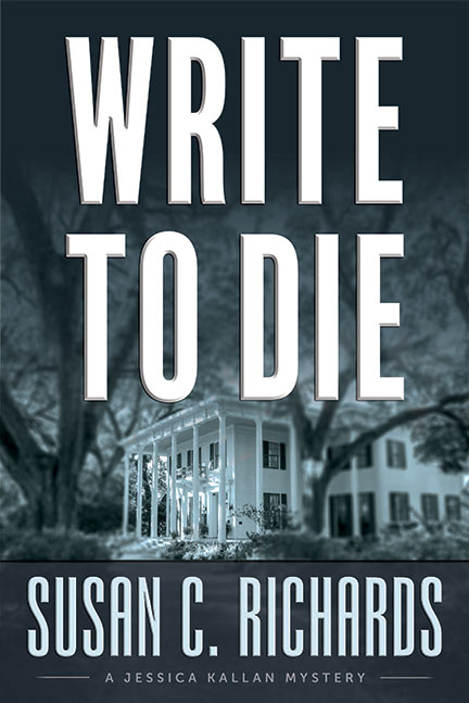 Write to Die by Susan C. Richards